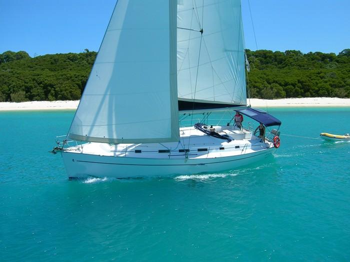Bareboat sailing whitsudays