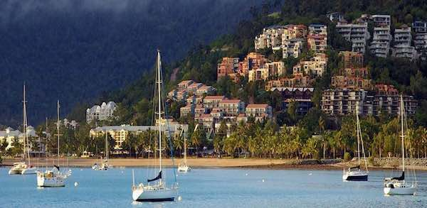 Things to do in the Whitsundays Airlie Beach