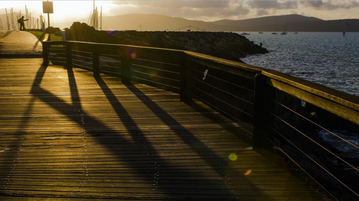 Airlie Beach Boardwalk