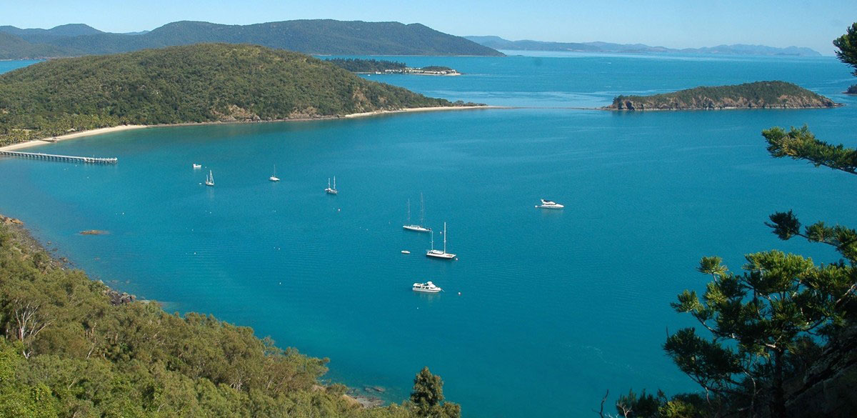 South Mole Island Whitsundays