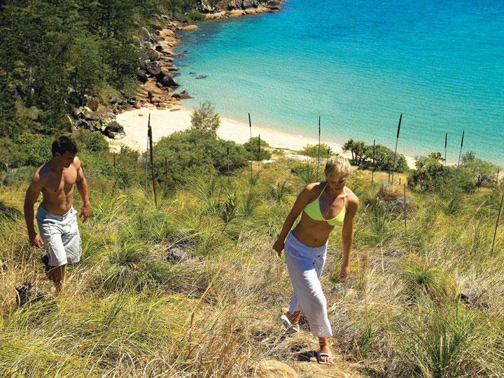 Best Whitsunday Beach Border Island