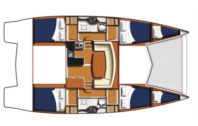 Leopard 38 layout