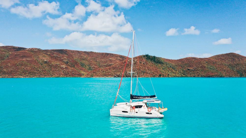 Queensland Yacht Charter