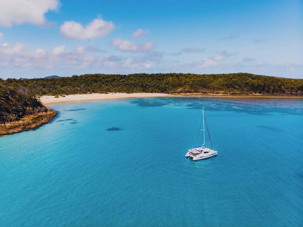 Chance Bay Best Whitsunday Island