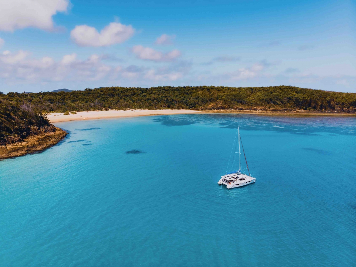 Best time to visit the Whitsundays