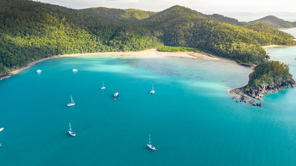 Best Whitsunday Island Cid Harbour
