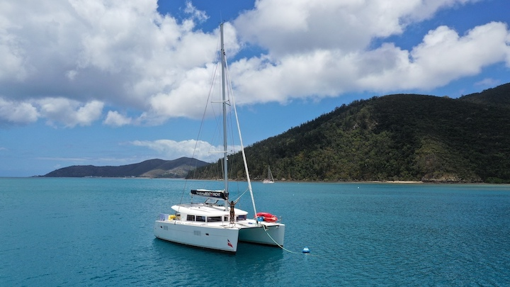 Cid Harbour Whitsundays