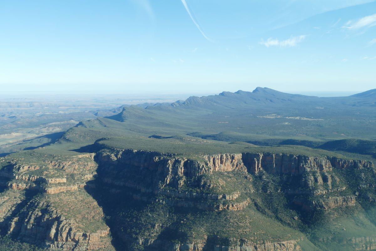 Australia Bucket List Flinders Ranges