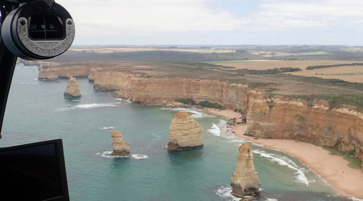 Australia Bucket List Scenic Flight
