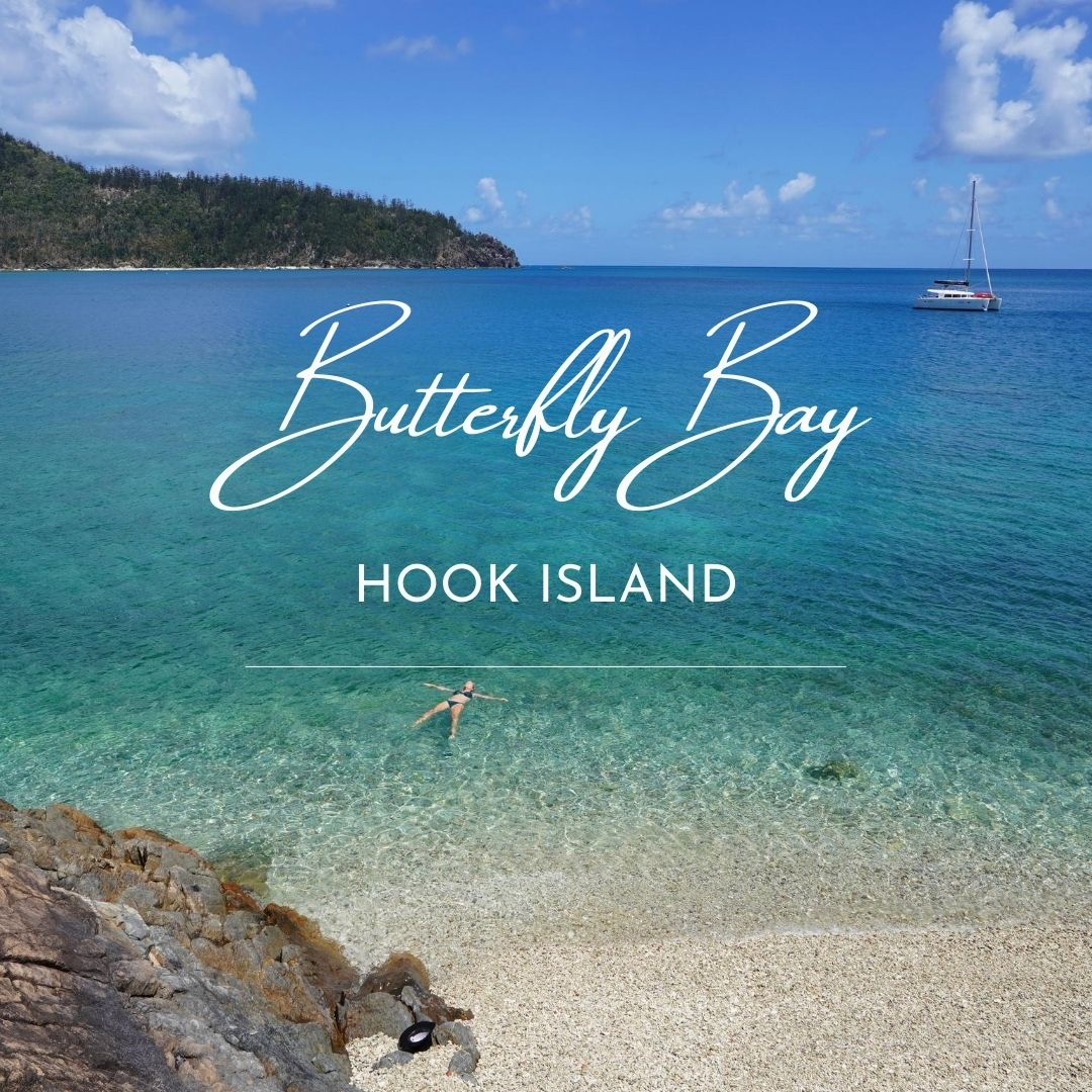 Butterfly Bay Cruising Whitsundays