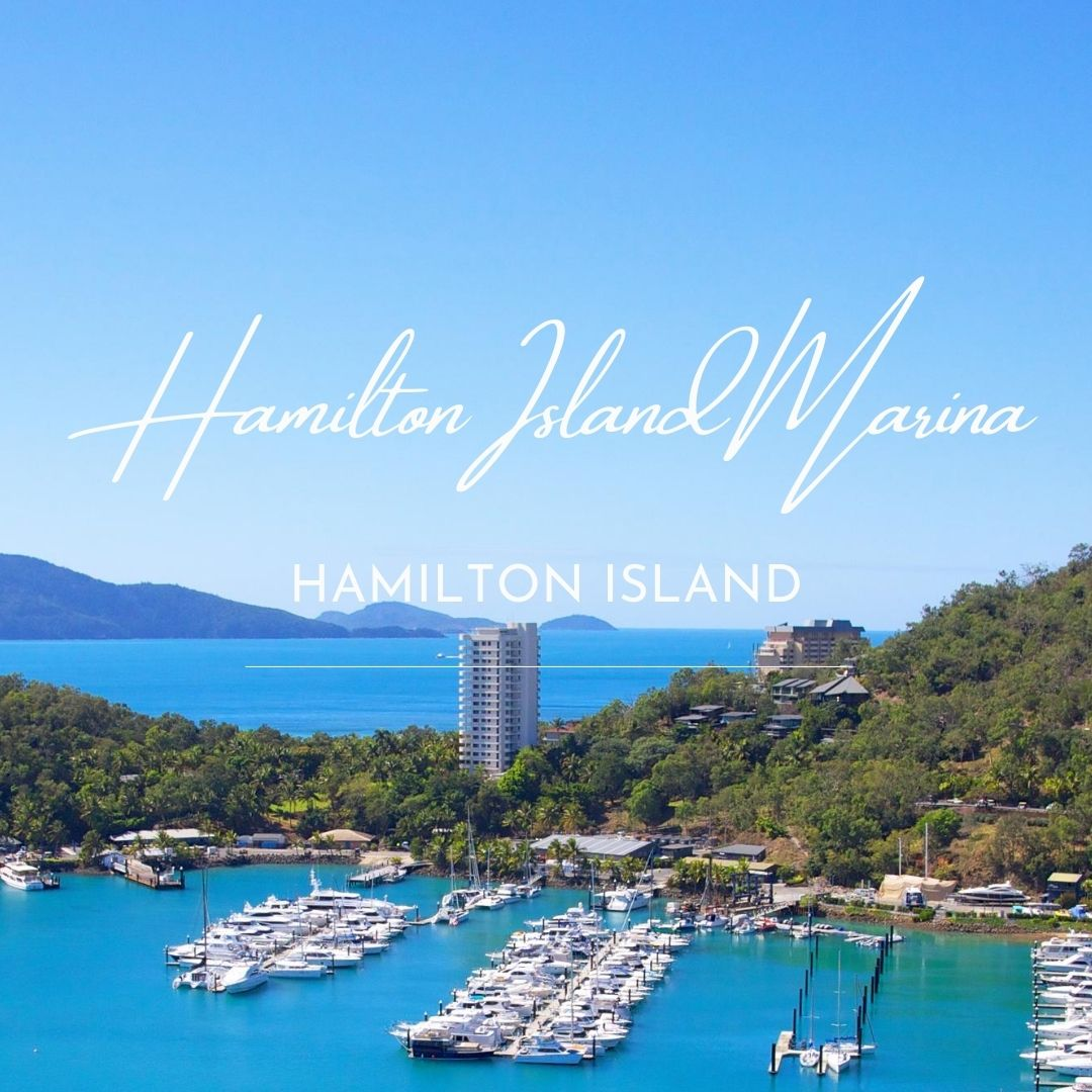 Hamilton Island Cruising whitsundays