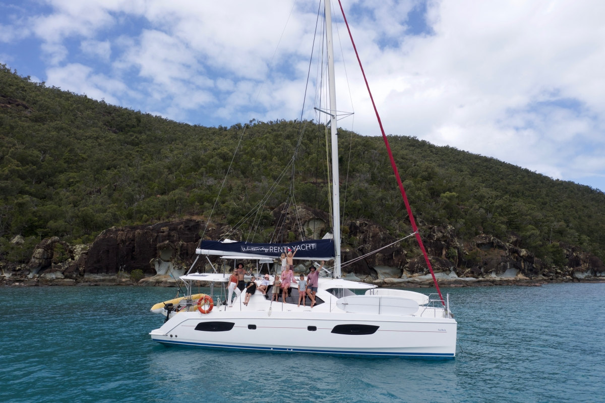 Trip In A Van Family Charter Whitsundays