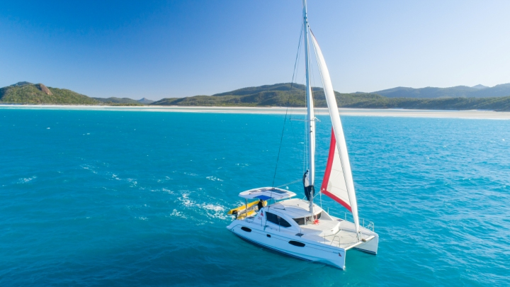 Bareboating in Summer Whitsundays