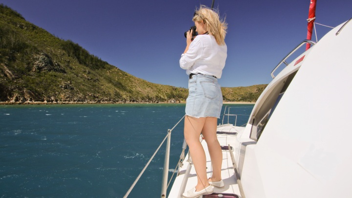 Whitsunday exploring