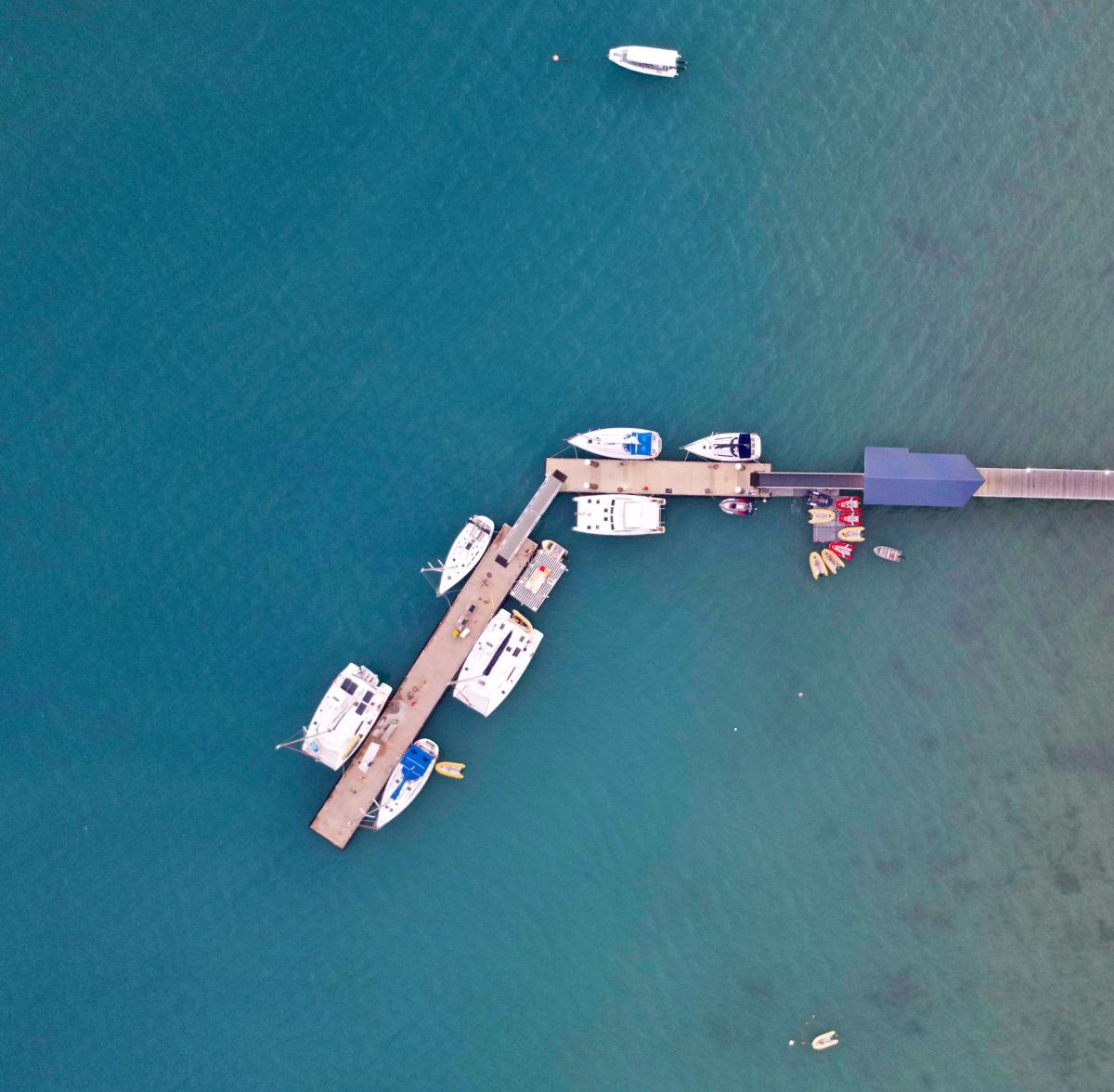 Shute Harbour Jetty