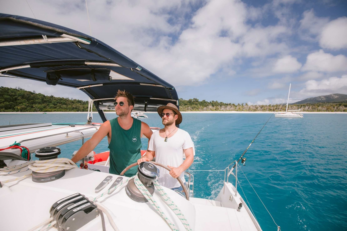 Sail Guide Whitsundays Sailing