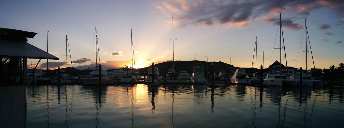 Hamiilton Island Marina