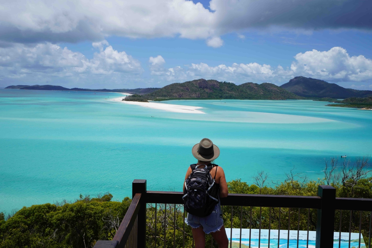 Hill Inlet View Whitsundays