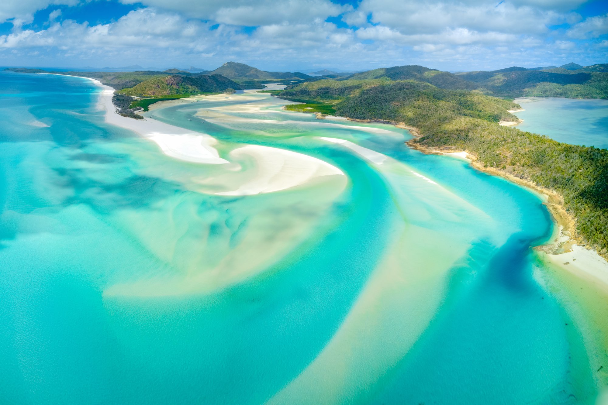 Hill Inlet Whitsundays Packages