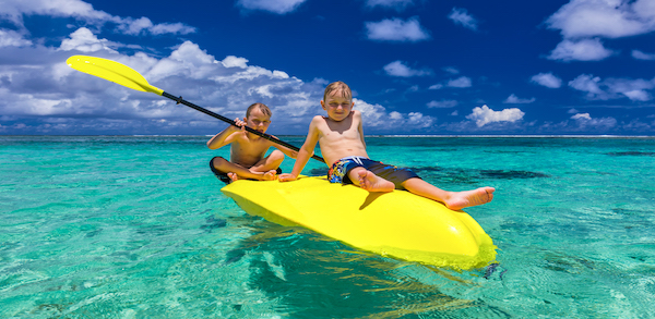 things to do in the Whitsundays Kayaking