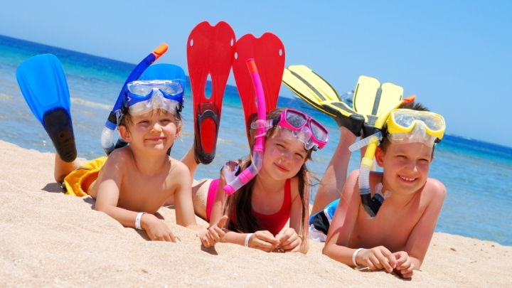 Kids Snorkelling Whitsundays