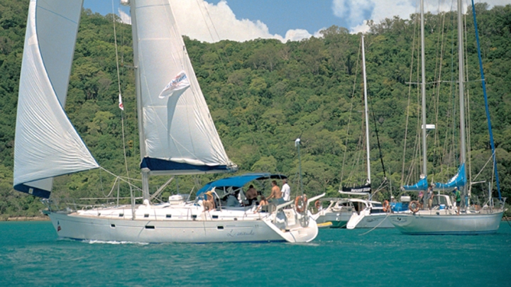 Whitsunday Rent A Yacht