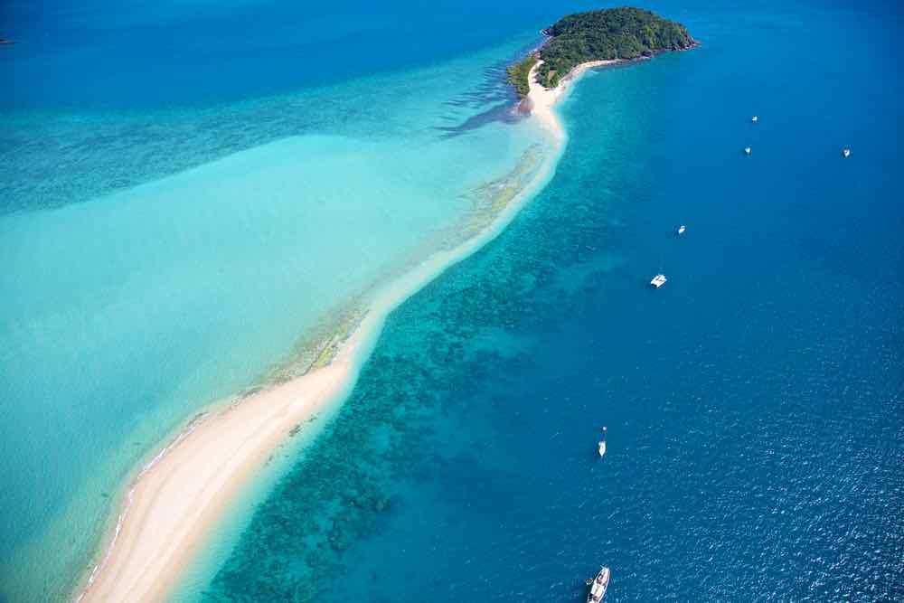 Best Whitsunday Beach Langford Island
