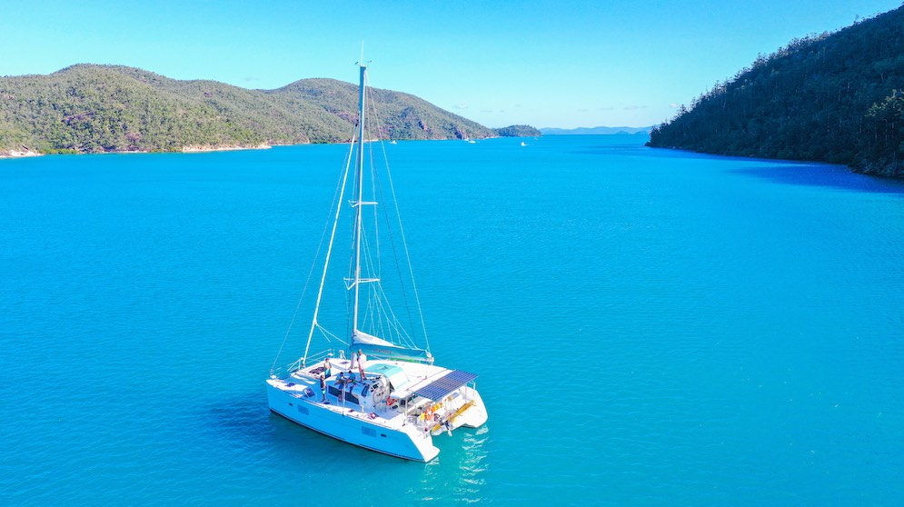 Nara Inlet Whitsunday Islands