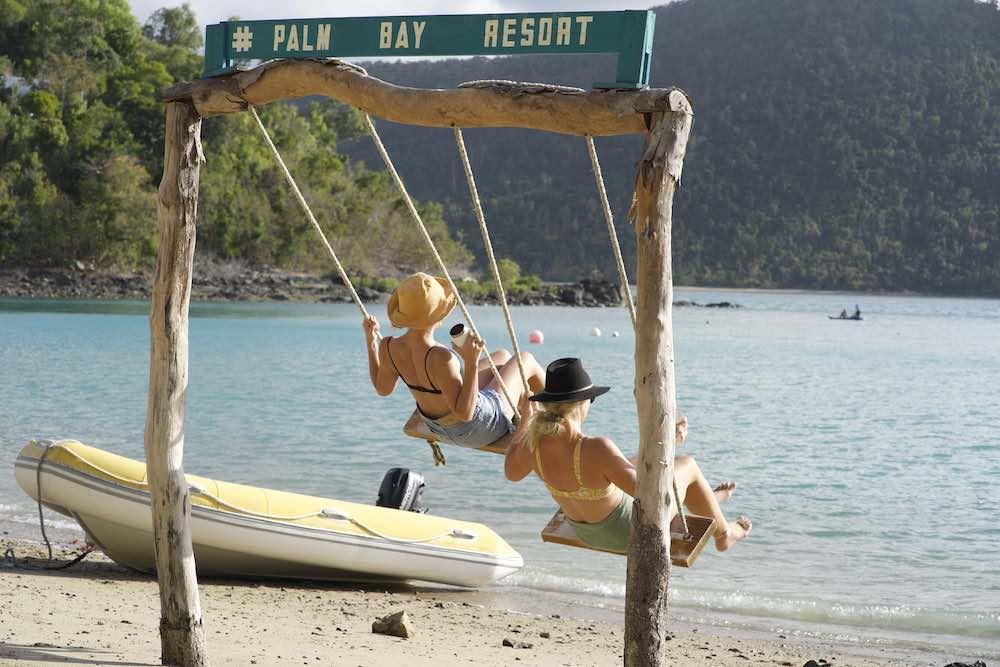 Palm Bay Resort Sailing Whitsundays