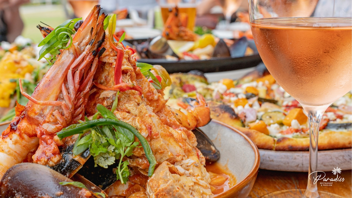 Paradiso Airlie Beach Best Restaurant