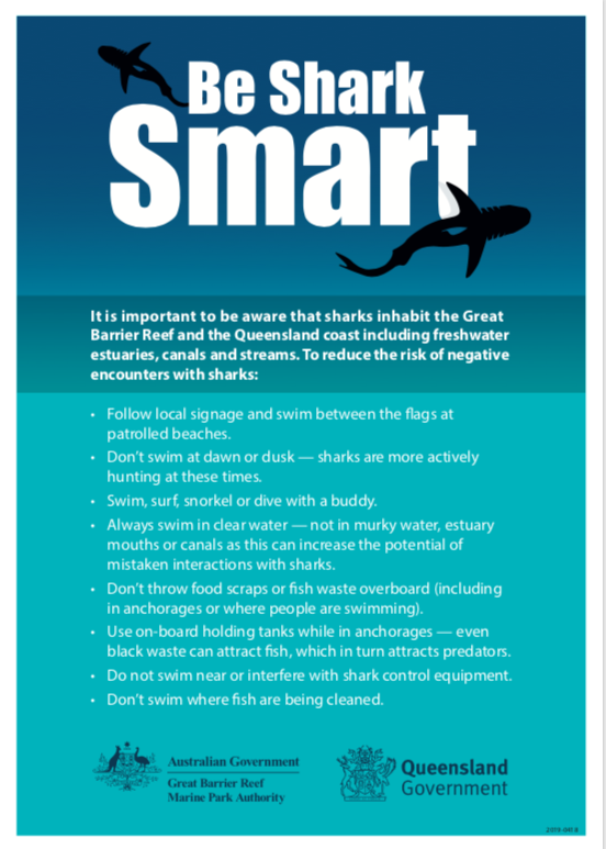 Shark Smart Whitsundays