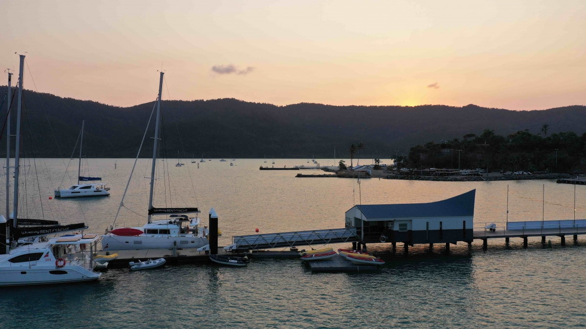 Shute Harbour Sunset