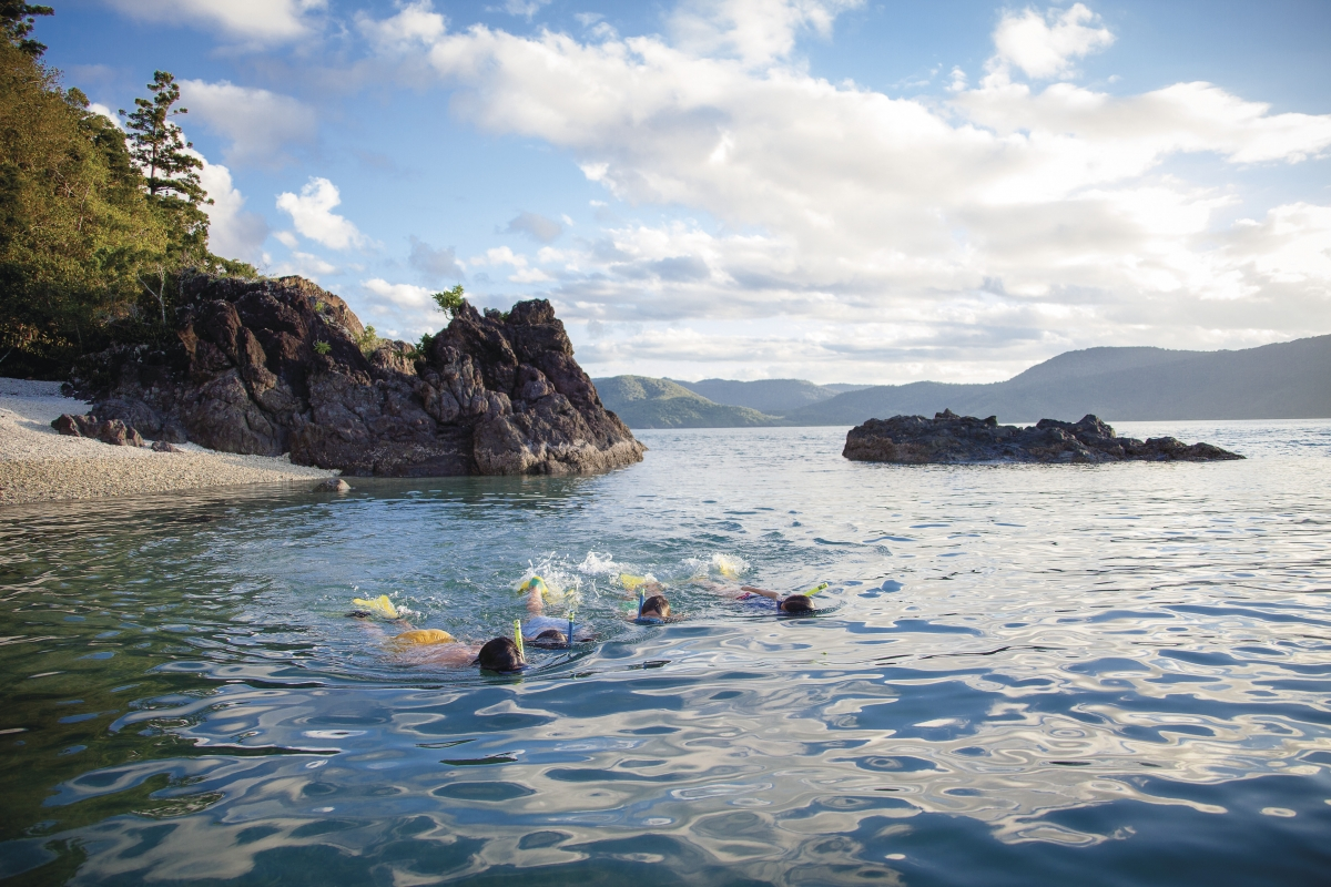 snorkelling whitsundays packing list