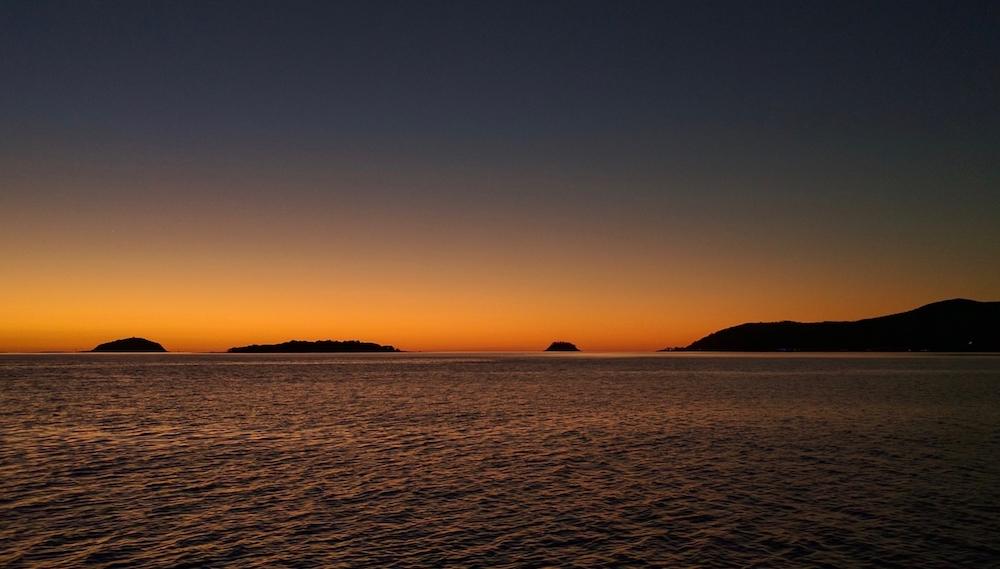 Stonehaven Sunset Whitsunday Islands