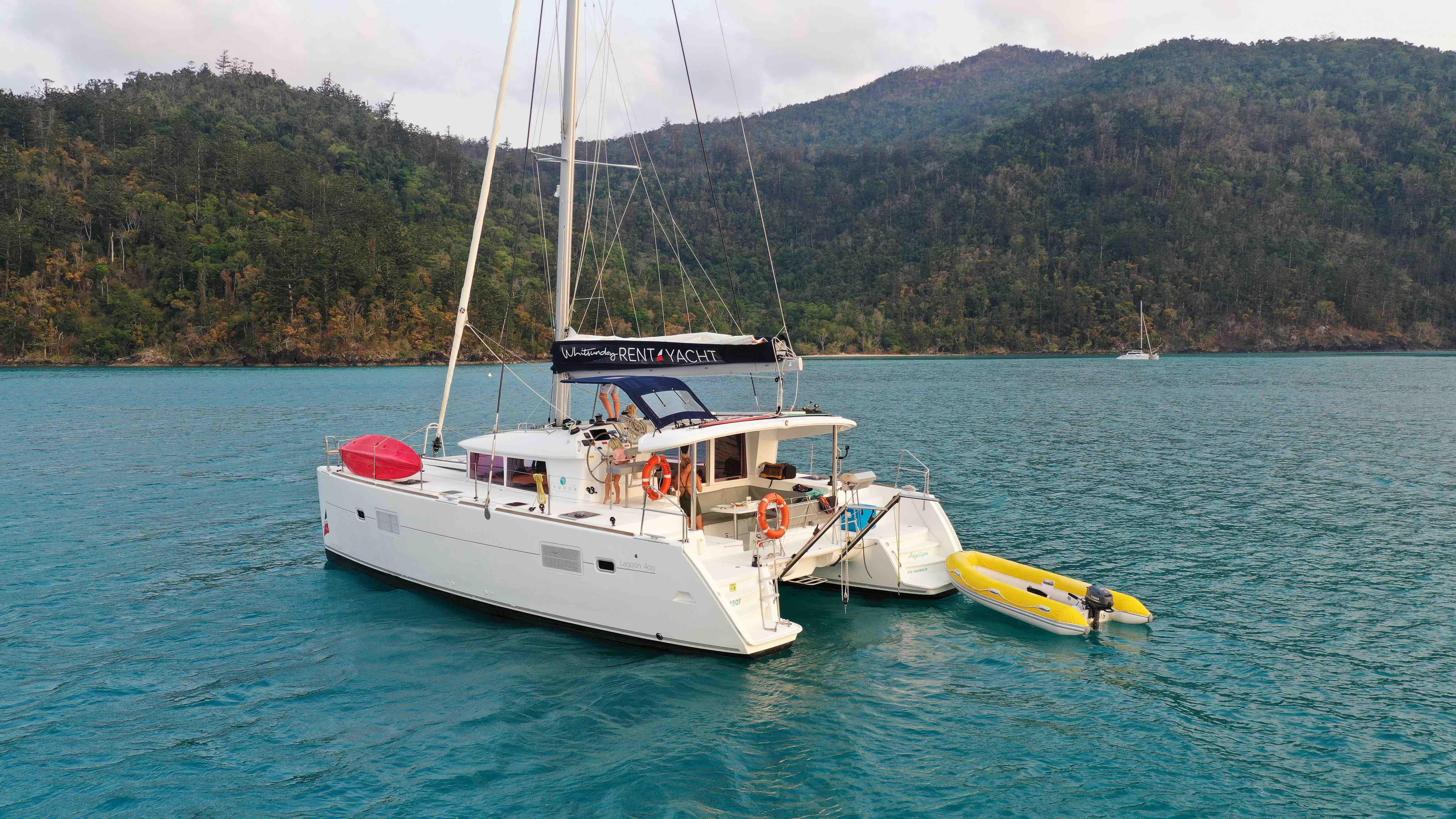prepare bareboat charter