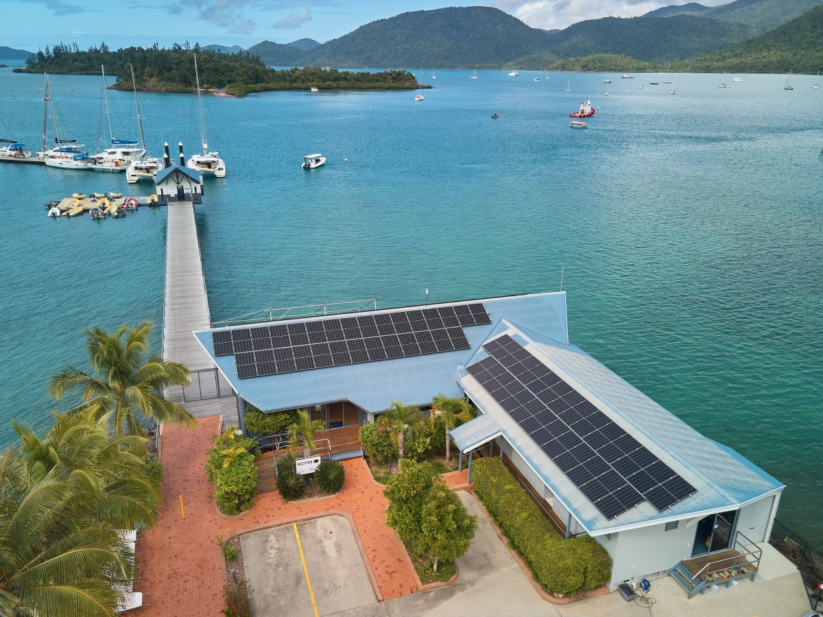 Whitsunday Rent a Yacht Shute Harbour