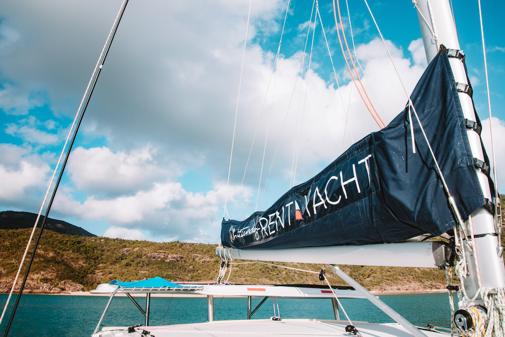 Charter Yacht Whitsundays