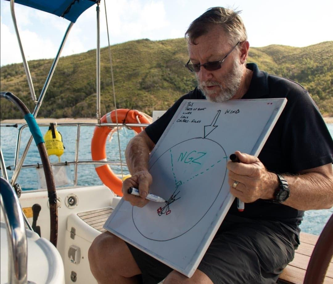 Whitsundays sailing school