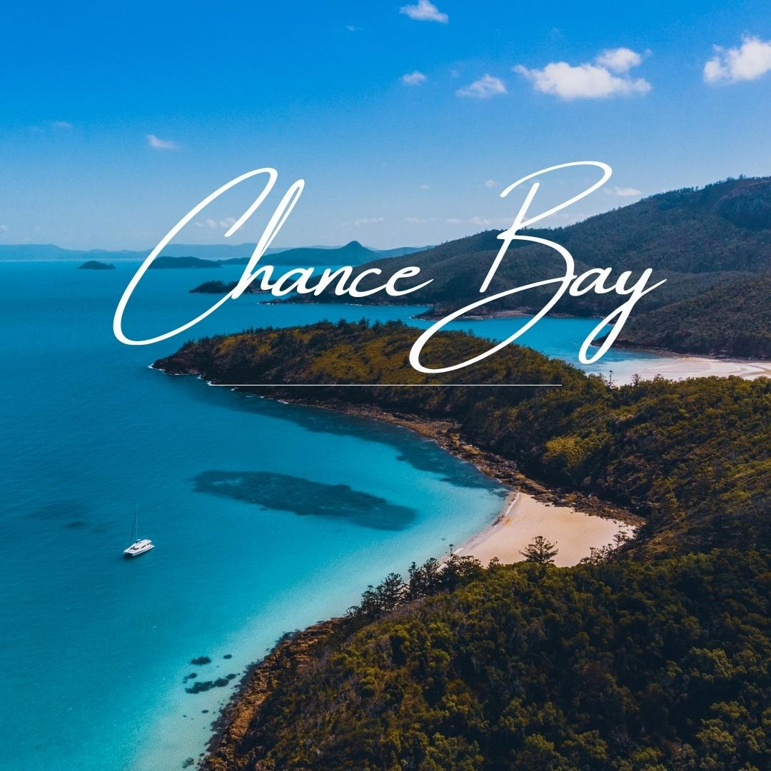 Chance Bay Whitehaven Beach
