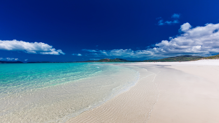 Tips for visiting the world-famous Whitehaven Beach