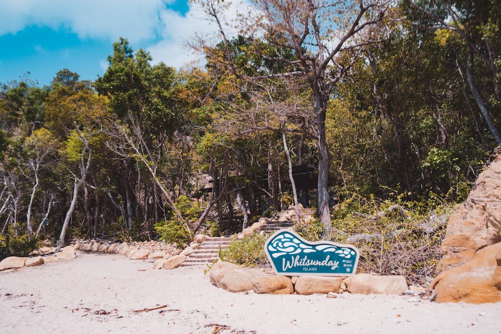 Whitsunday Island the best whitsunday island