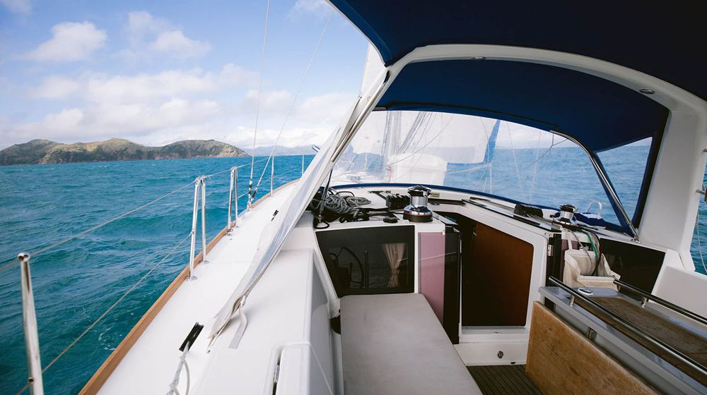 Best whitsundays boating