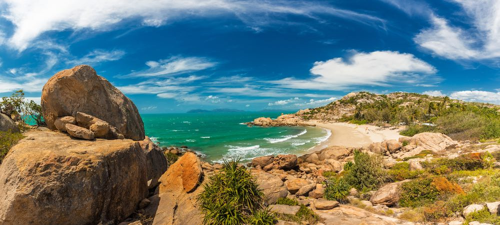 Best Whitsunday Beaches Bowen Beach