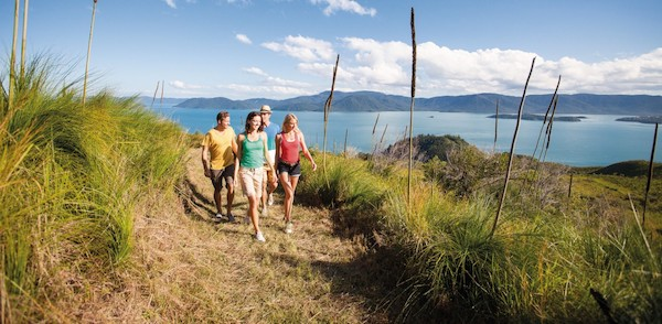 Bushwalking the Whitsundays Things to Do