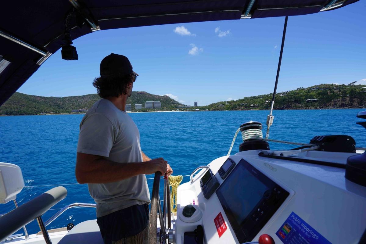 Bareboat charter Whitsundays