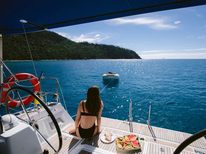 yacht charter australia flotialla sailing