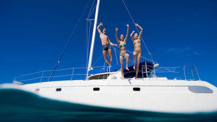 Whitsunday Yacht Charter Itinerary
