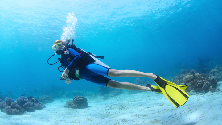 Whitsundays Scuba Diving