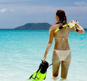 Whitsundays snorkelling sites