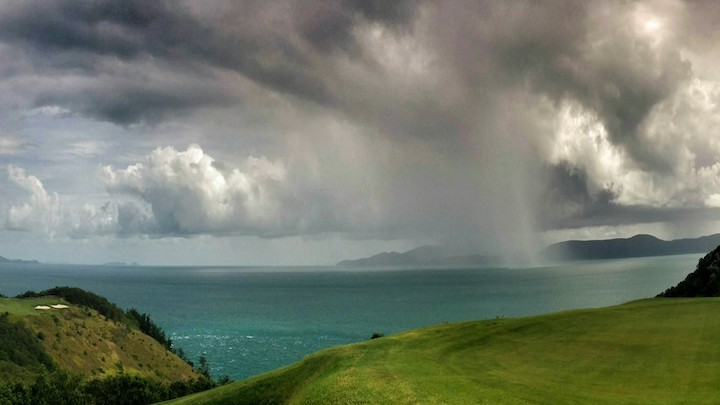 Make the most out of the Whitsundays' Wet Season